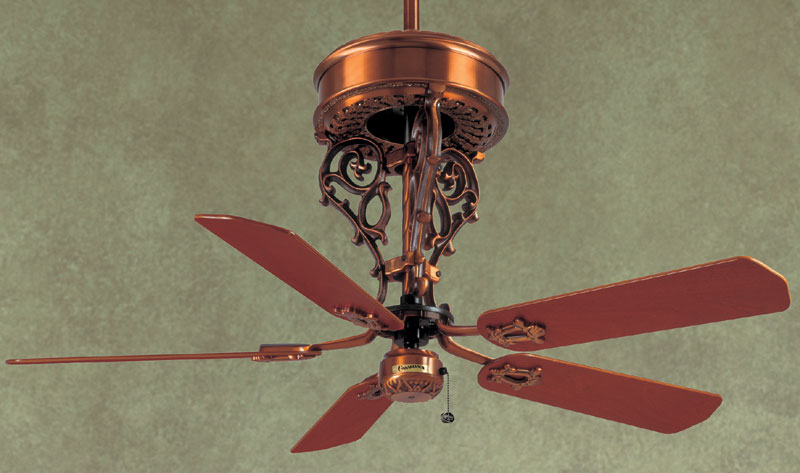 Casablanca New Orleans Centennial Ceiling Fan Collection